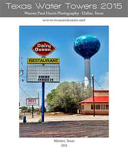 2016 Water Tower Calendar