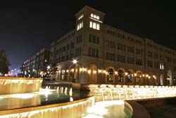 Frisco Square Night