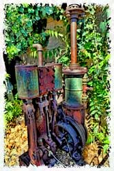 Antique Pump