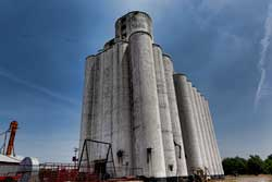 Bridgeport Grain Elevators