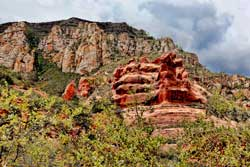 Sedona-Canyon