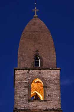Old Saint Marys Bell Tower
