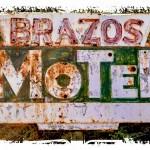 Brazos Motel Sign