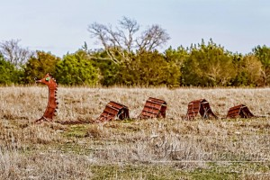 Texas Nessie