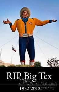 RIP Big Tex